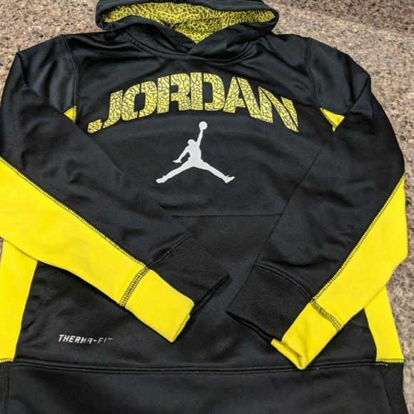 b0bef538bead Jordan Other - Boys jordan hoodie 10 12